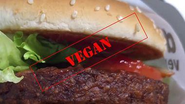 Der Vegan-Burger TS im Geschmackstest: So schmeckt der neue Burger bei McDonalds für einen Veganer! - Foto: Wunderweib