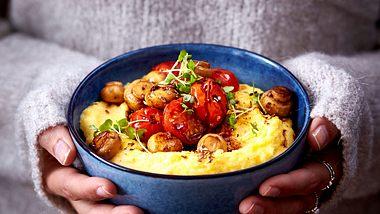 Vegane Bowls sind bunt und lecker. - Foto: House of Food / Bauer Food Experts KG