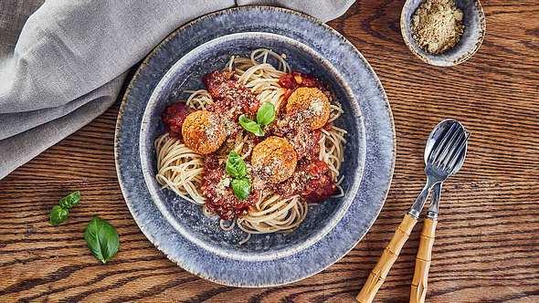 Vegane Pasta: 4 köstliche Rezepte ohne tierische Produkte - Foto: No meat today ©Anna-Lena Ehlers