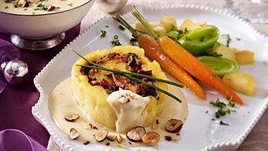 Ein vegetarisches Weihnachtsessen ist langweilig? Nicht bei uns. - Foto: House of Foods