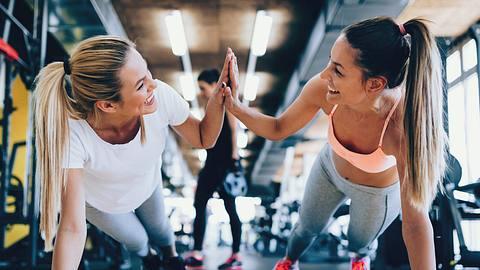 Mit dem Venus-Workout kann man effektiver trainieren - und zwar mit den verschiedenen Zyklusphasen. - Foto: iStock