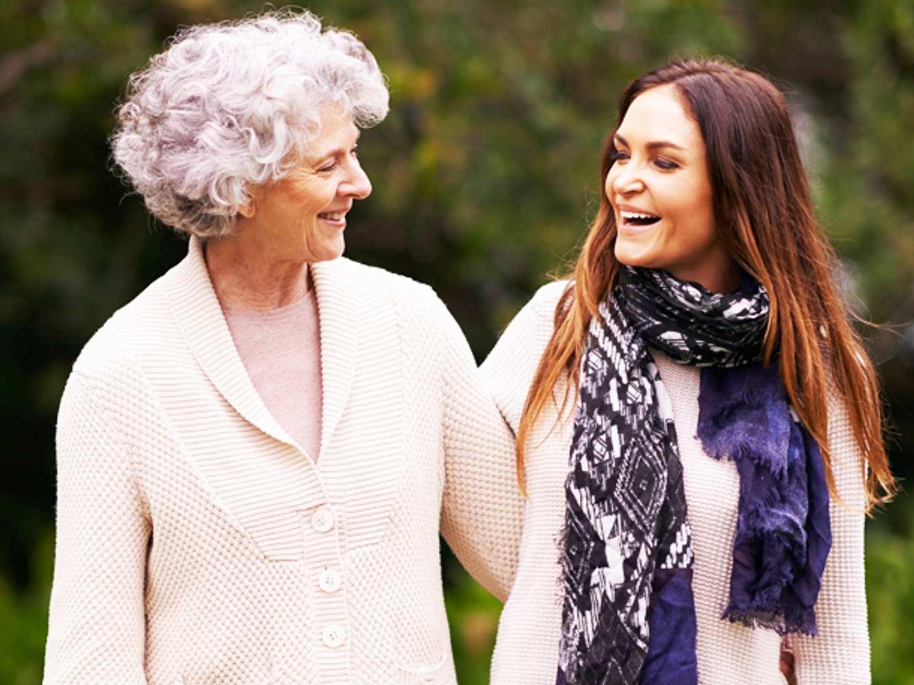 Gesundheit: 5 Fragen, die du deiner Mutter stellen solltest