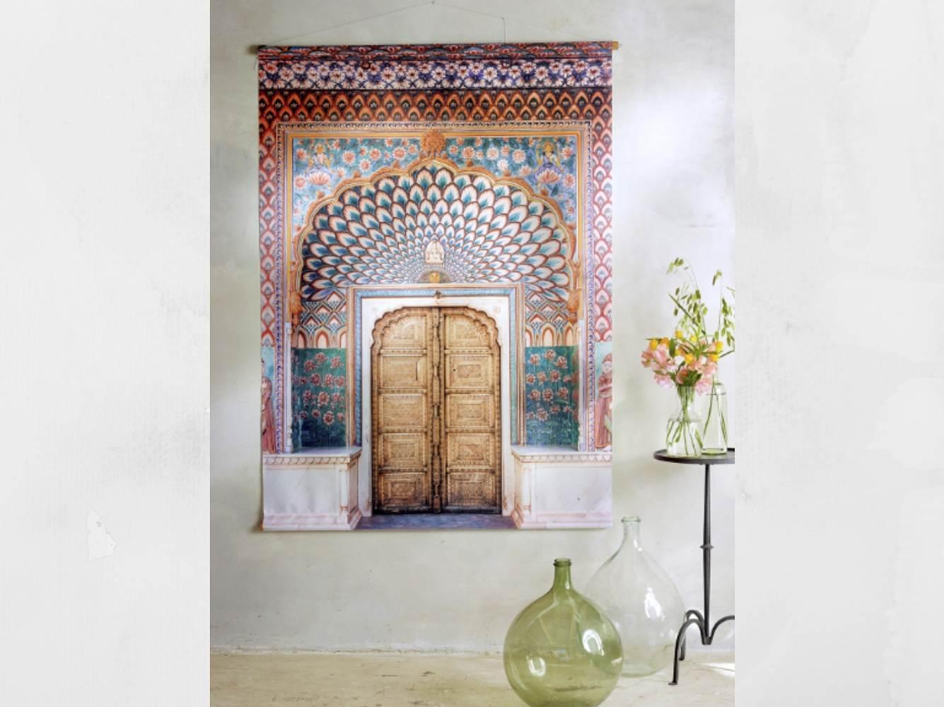 Ein Wandbehang ist eine schöne Deko für jeden Raum