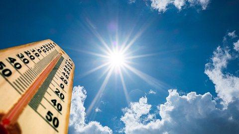 Sommerliche Temperaturen in Deutschland. - Foto: batuhan toker/iStock