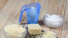Zutaten um Waschmittel selber zu machen - Foto: iStock/svehlik