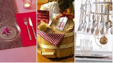 Weihnachtsgeschenke selbermachen: Wir geben Ideen - Foto: deco & style
