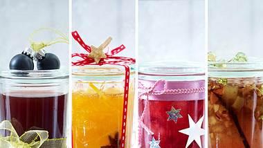 Weihnachtsmarmeladen: Weihnachtliche Marmeladen selbermachen - Foto: Food &Foto