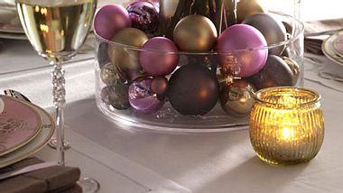 weihnachtstafel - Foto: deco&style