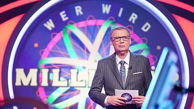 16 Kandidaten konnten bei Günther Jauch bereits die Million gewinnen. - Foto: TVNOW / Stefan Gregorowius