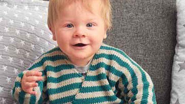 Wickeljacke für Babys stricken - Foto: GU Verlag