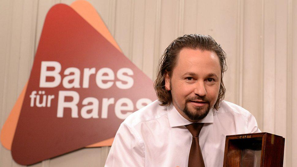 Wolfgang Pauritsch ist ein echter Bares für Rares-Star - Foto: © ZDF/Patrick Seeger