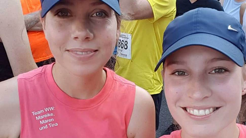Halbmarathon-Challenge: Wir haben es geschafft - Foto: Redaktion